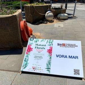 Mataró floreix 2021_servei de jardineria CEO del Maresme_2